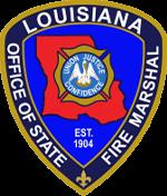Louisiana Fire Marshall Logo