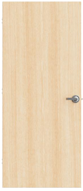Basic Wood Door