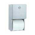 Double Roll Toilet Tissue Dispensary