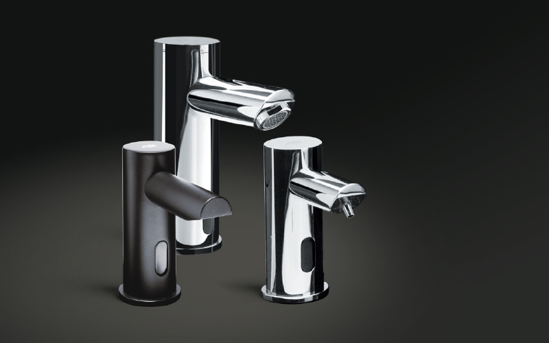 Choose Automatic Soap Dispensers & Division 10 Accessories for Your Facility