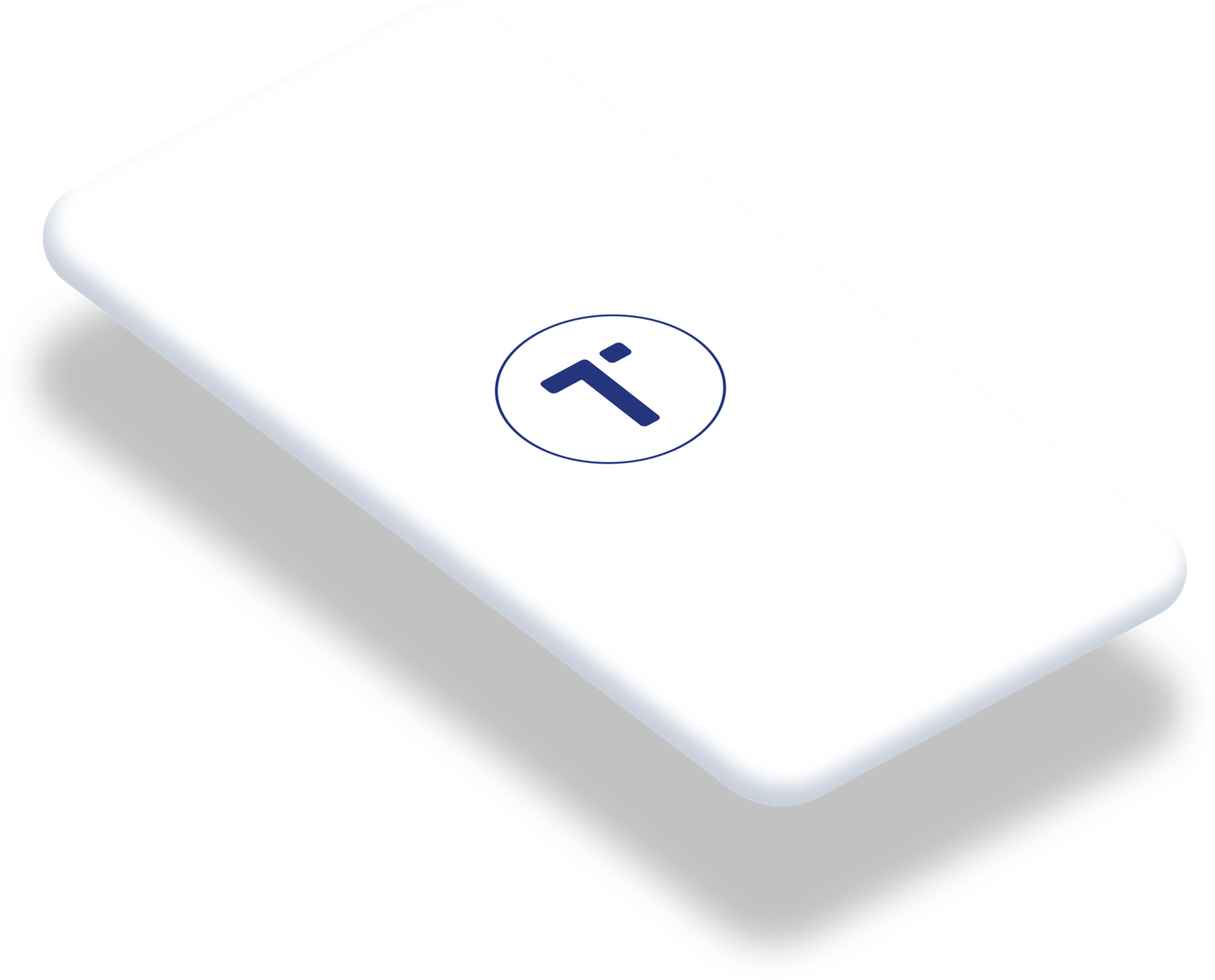 Toolbox logo on mobile phone