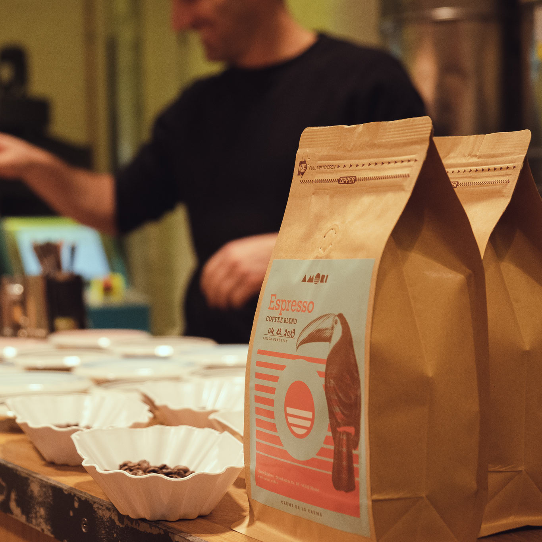 Besondere Momente mit Amori Coffee.