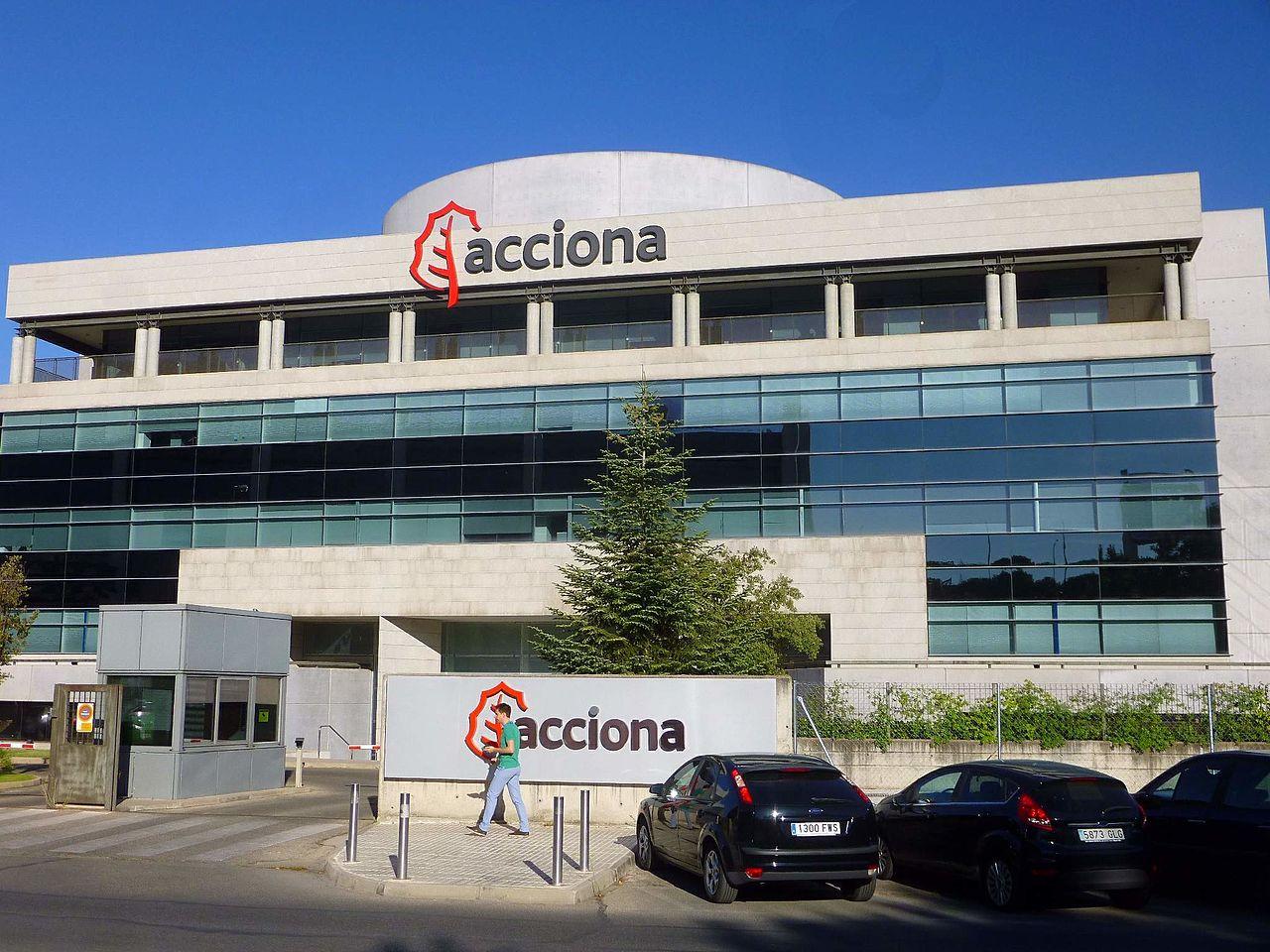 Acciona Madrid Headquarter