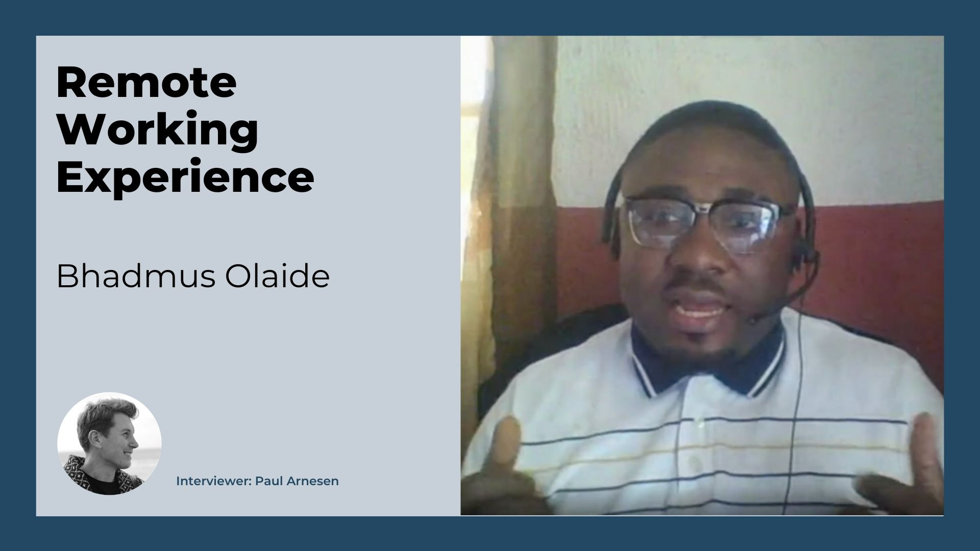 Bhadmus Olaide