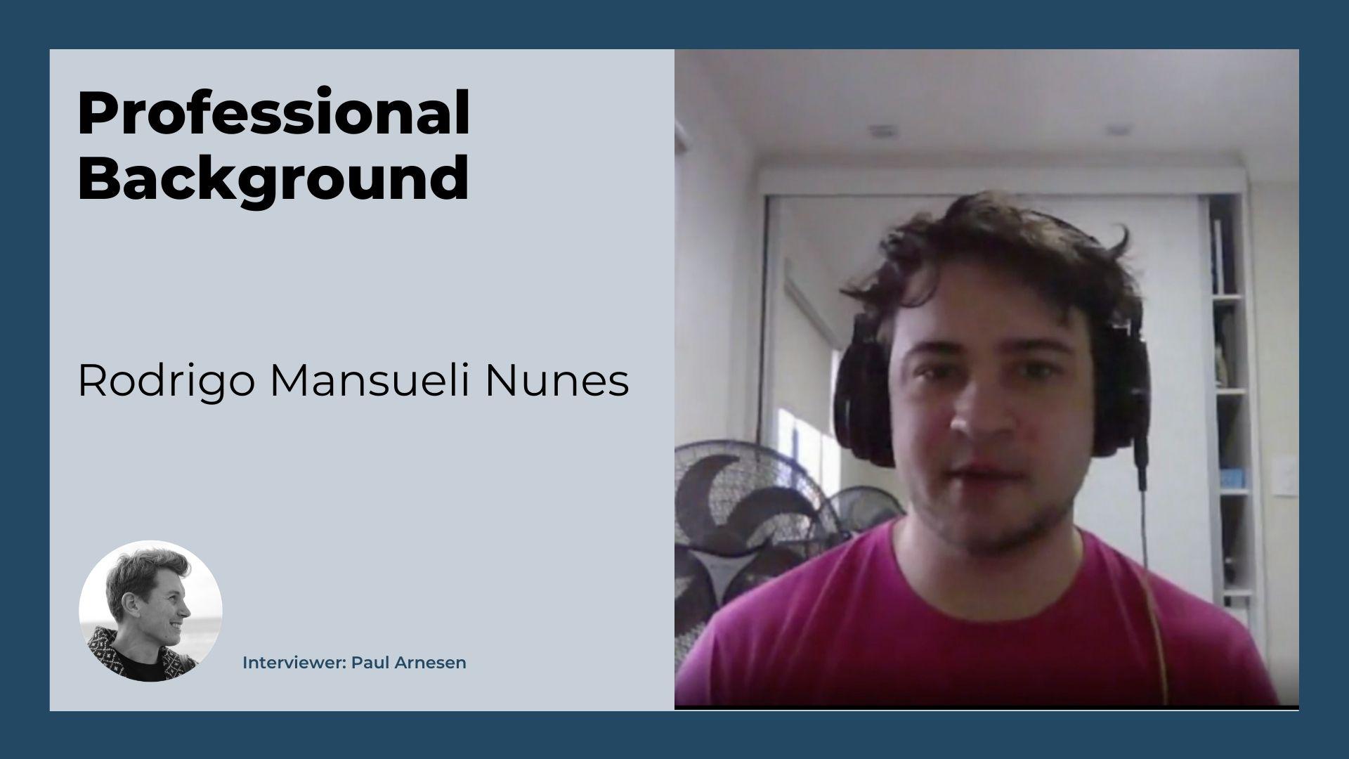 Rodrigo Mansueli Nunes