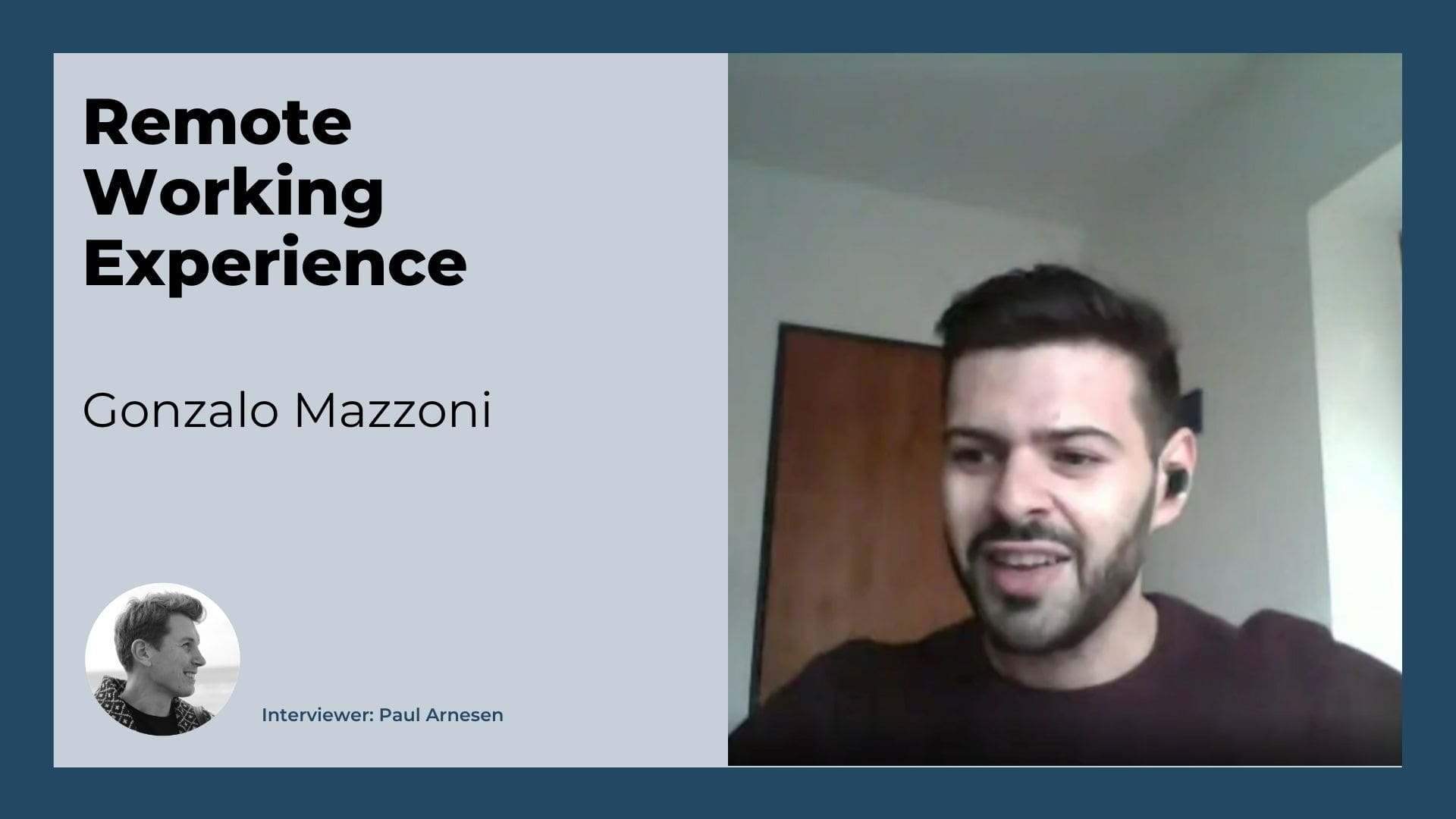 Gonzalo Mazzoni
