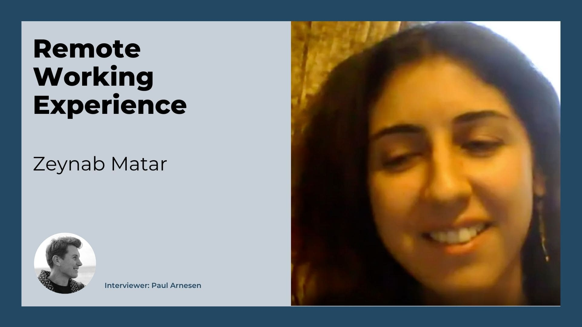Zeynab Matar