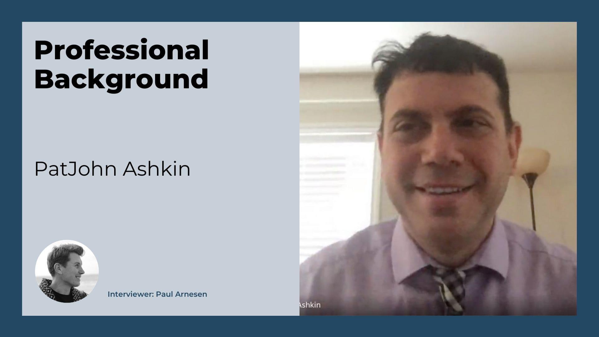 PatJohn Ashkin