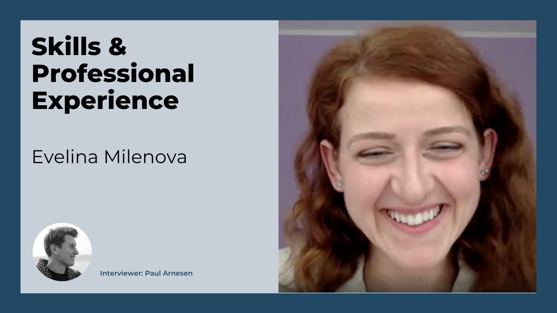 Evelina Milenova