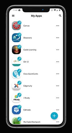 LaunchPad Phone Mockup
