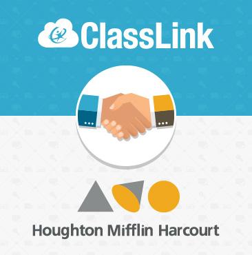 ClassLink + HMH Partnership