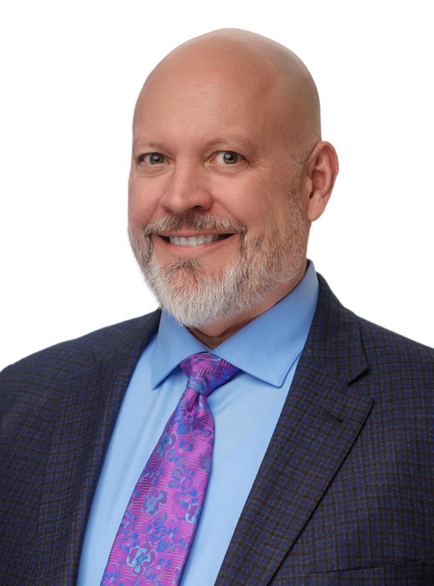 Patrick Devanney Headshot