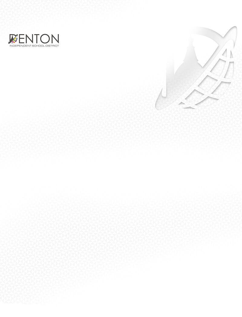 Denton - Login Screen