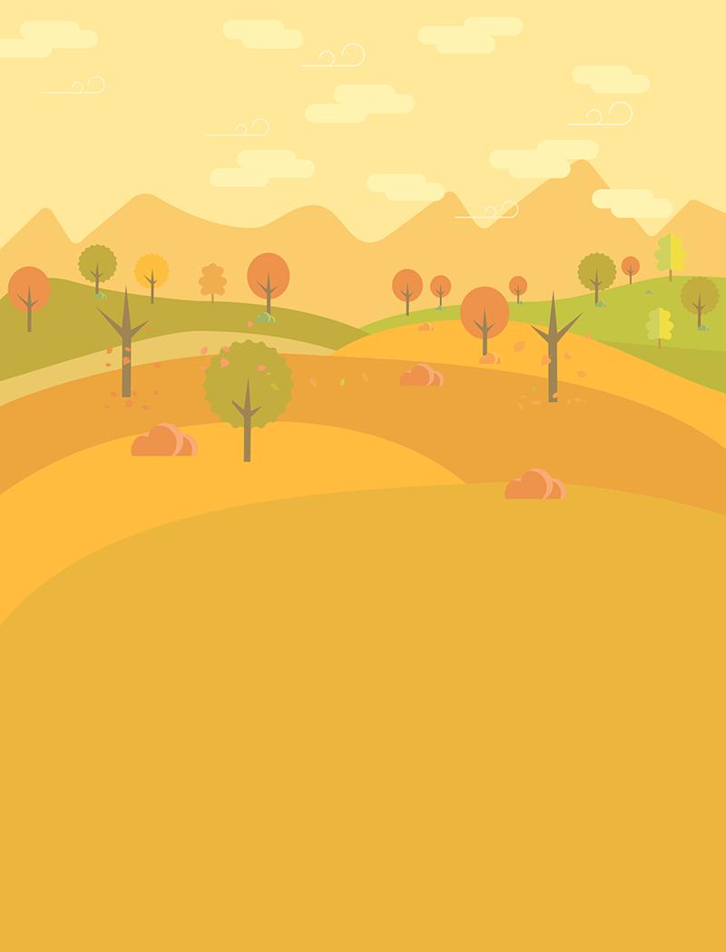 Autumn - Login Screen