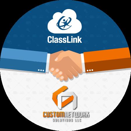 ClassLink LaunchPad Mockup