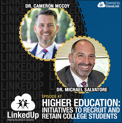 Higher Education: Initiatives to Recruit and Retain College Students