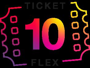 10 Ticket Flex