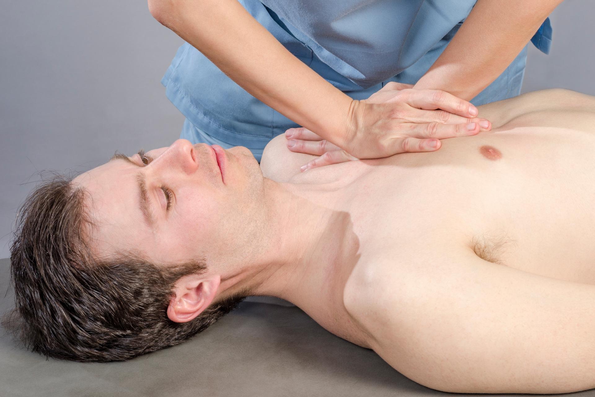 Fascia massage