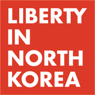 Liberty in North Korea Logo