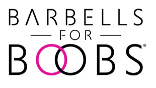 Barbells for Boobs Logo