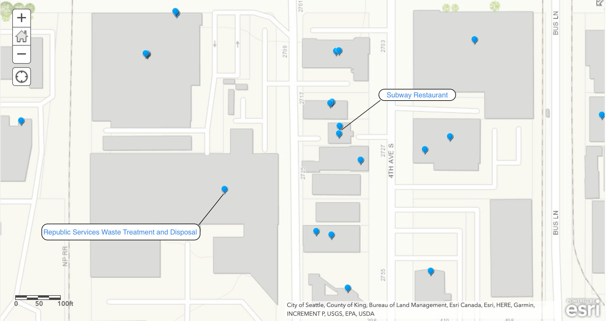 Insurance Risk Modeling with Places Data