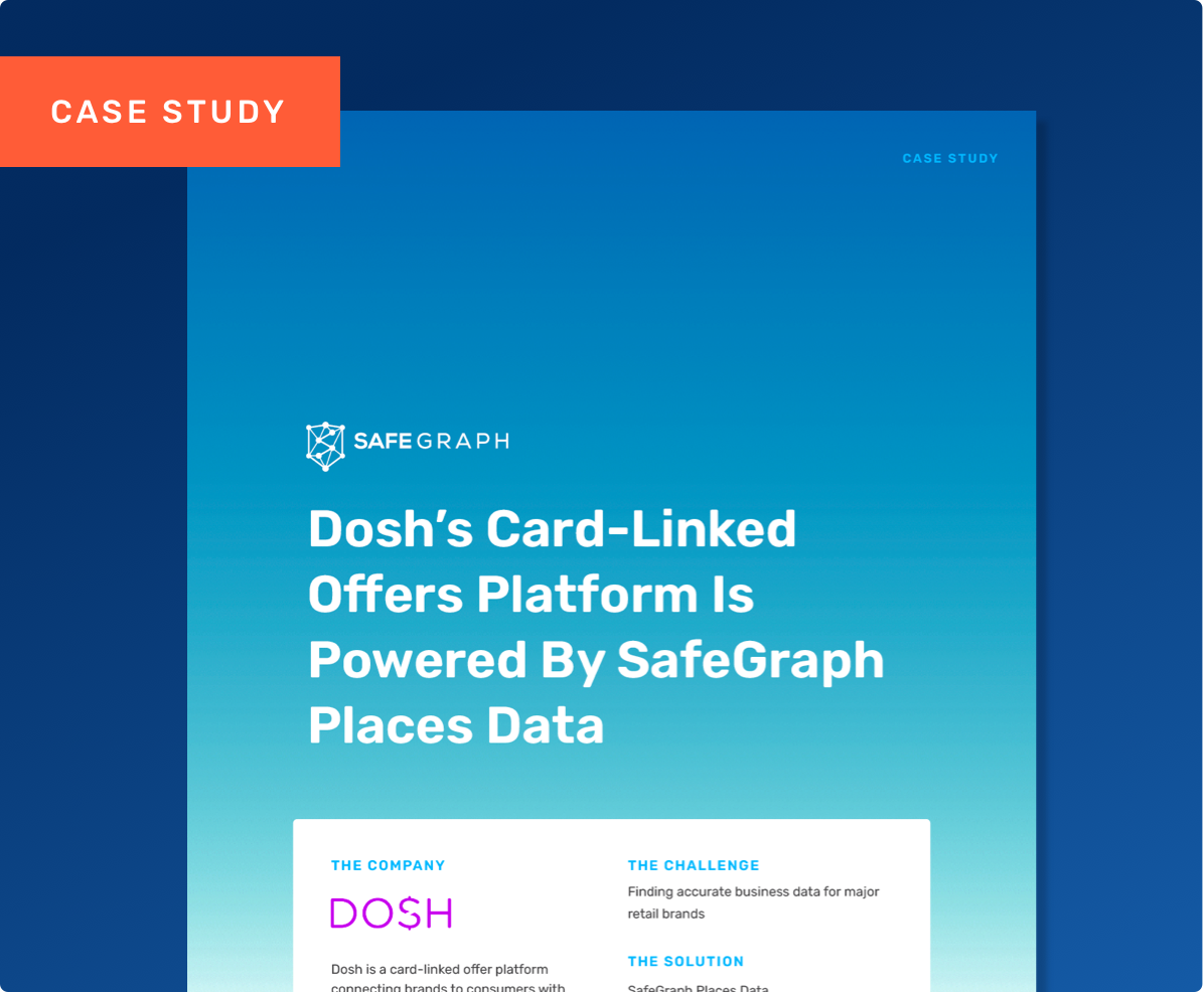 See How Dosh Connects Brands to Consumers for a More Accurate Customer Rewards Program