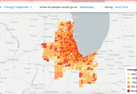Easily combine with open census data