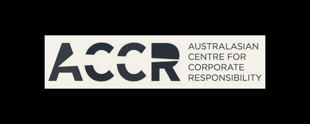 ACCR logo