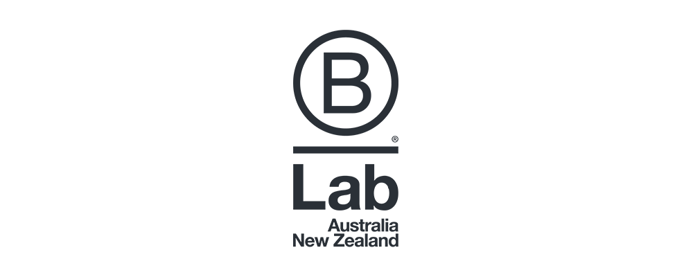 B Lab Australia & New Zealand logo
