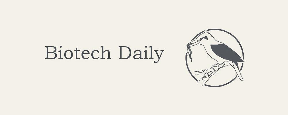 Biotech Daily logo