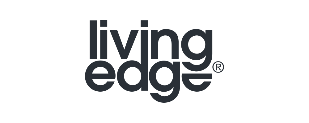 Living Edge logo