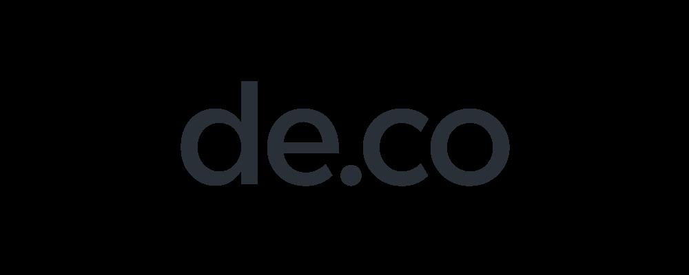 de.co logo