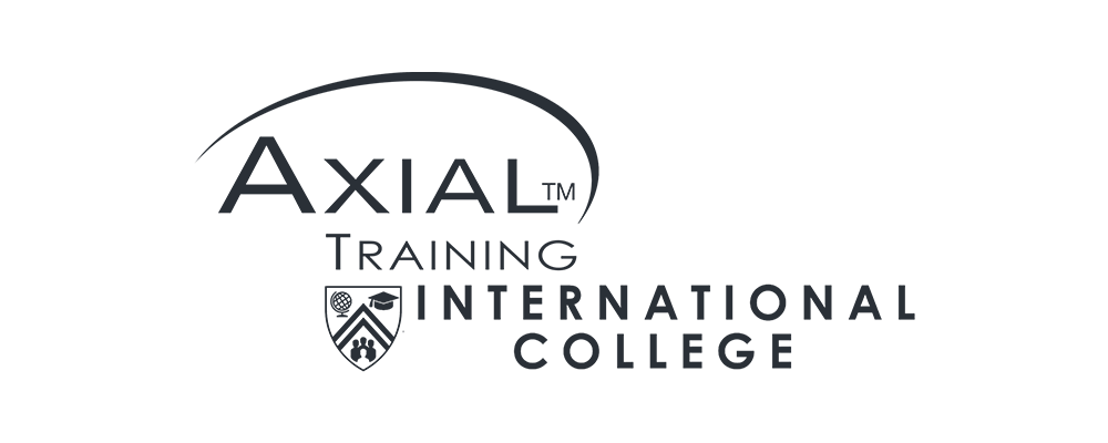 Axial training logo