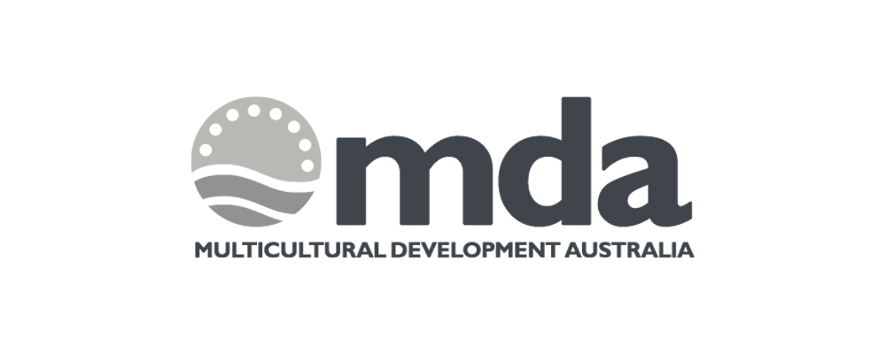 MDA Ltd (Multicultural Development Australia) logo