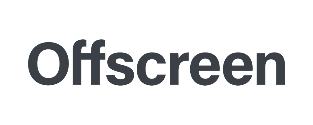 Offscreen Media logo