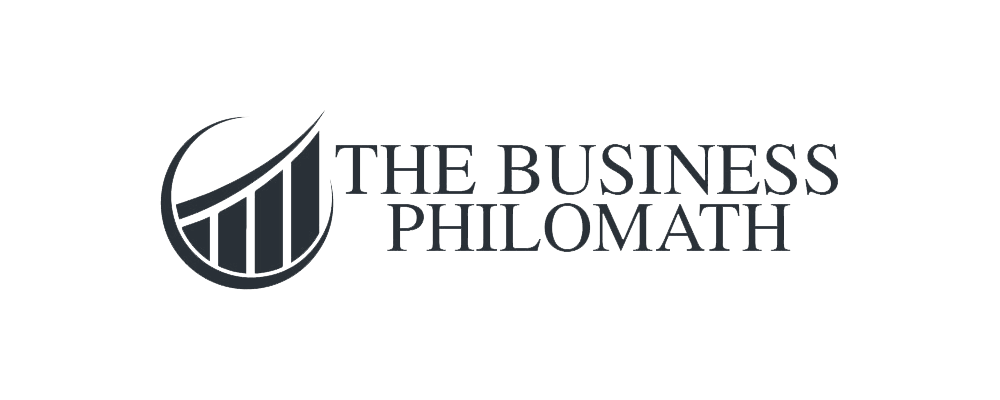 The Business Philomath logo