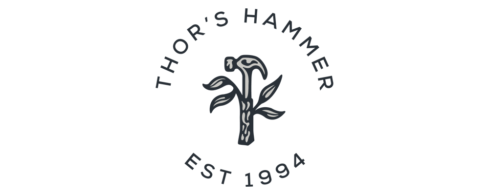 Thor's Hammer logo