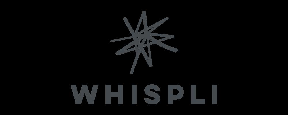 Whispli logo