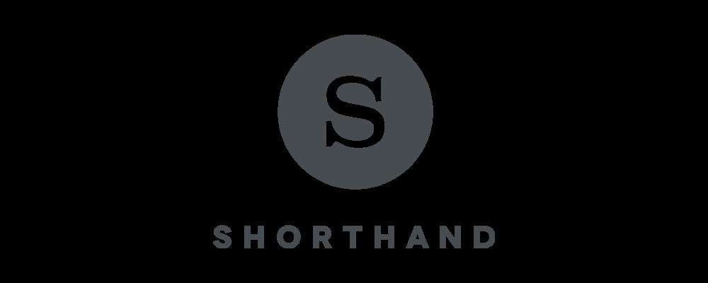 Shorthand logo