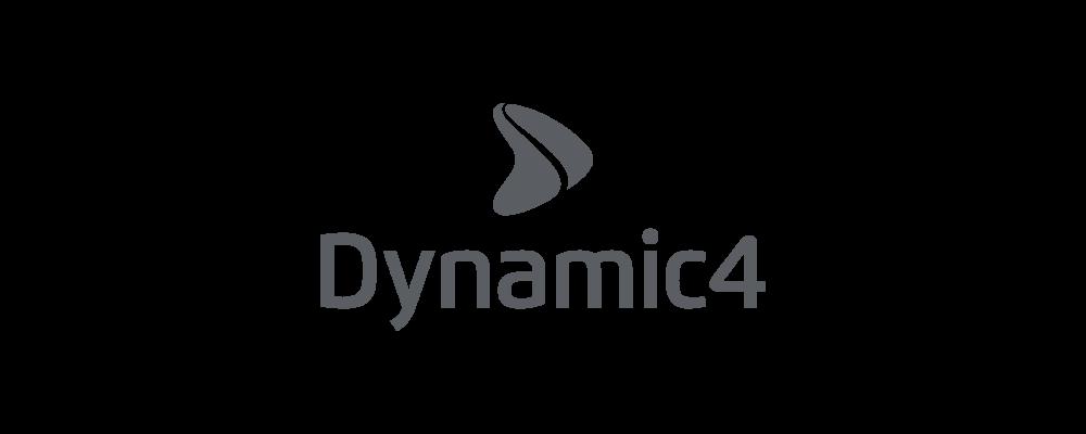 Dynamic4 logo