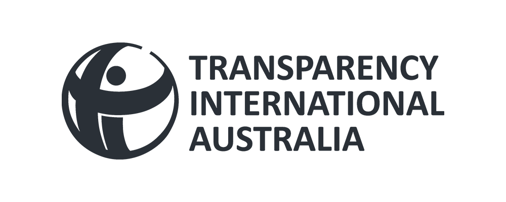 Transparency International Australia logo