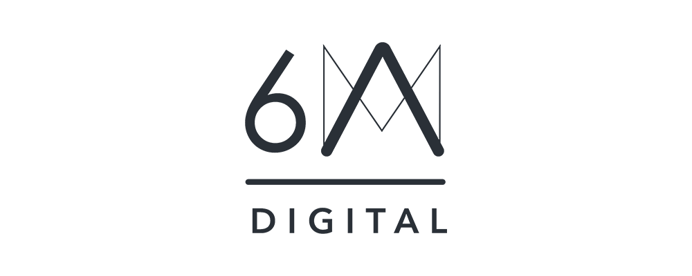 6M Digital logo