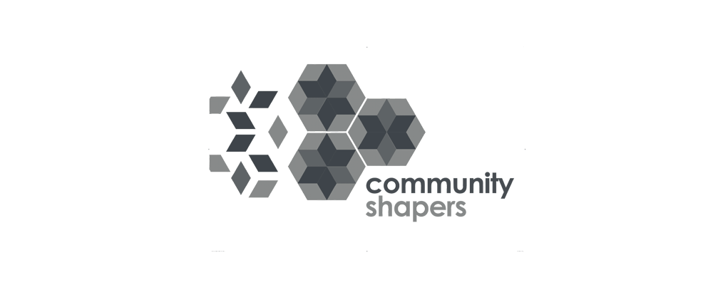 Community Shapers logo