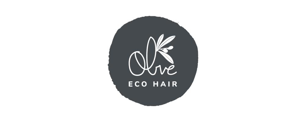 Olive Eco Hair logo