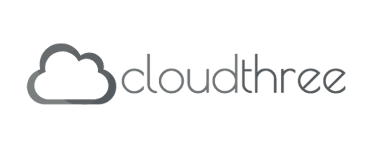 CloudThree logo