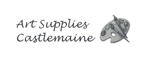 Art Supplies Castlemaine logo