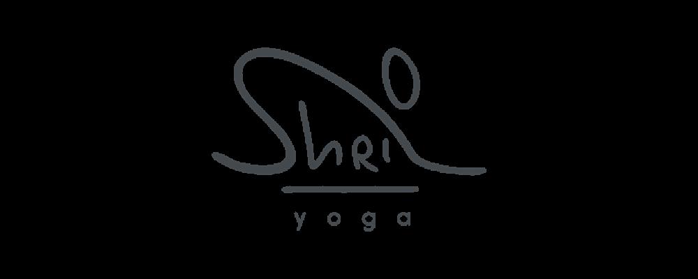 Shri Yoga logo