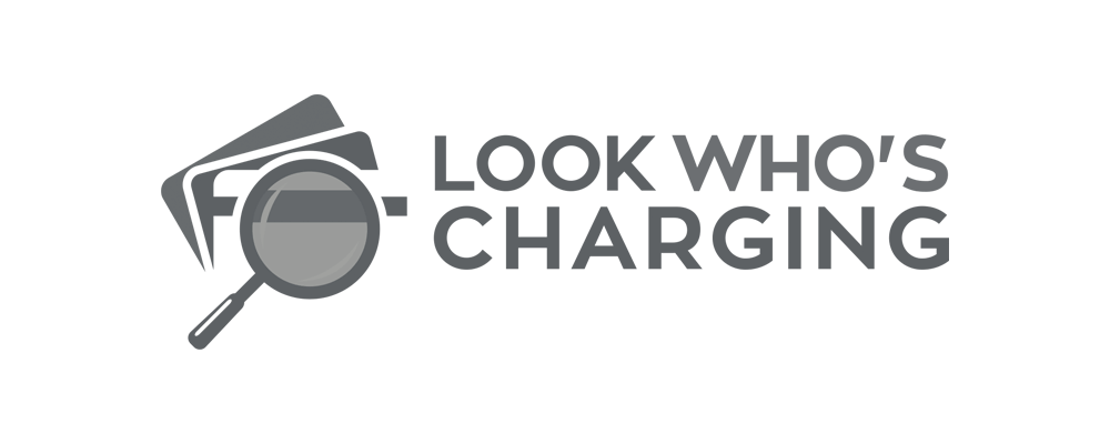 Look Who's Charging logo