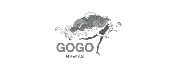 GOGO EVENTS logo