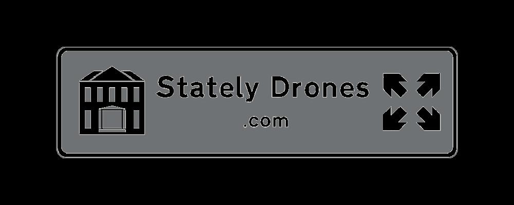 Stately Drones logo